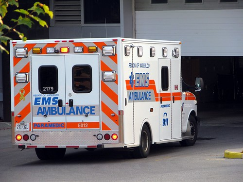 ambulance | by Laurel L. Russwurm