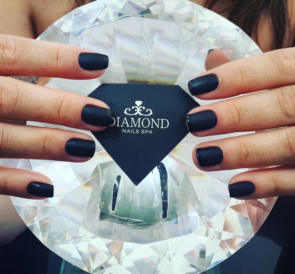 diamondnailsspa #nailsspa #unhasbemfeitas @rafaela_de_far… | Flickr