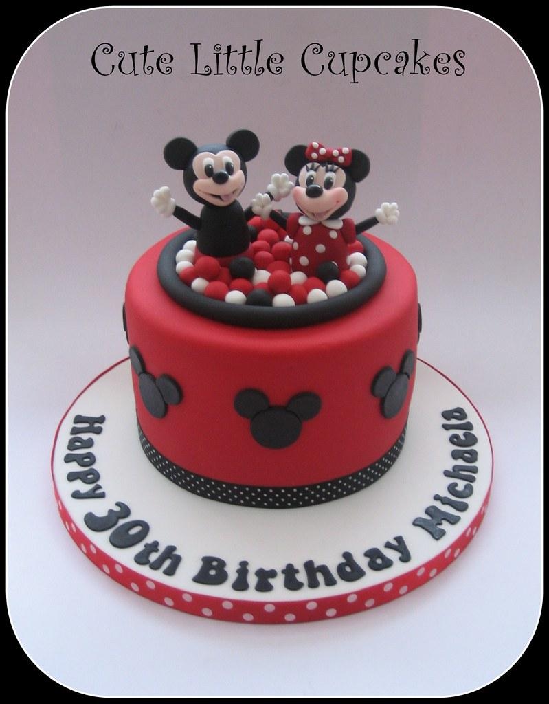 30th Birthday Cake Heidi Stone Flickr