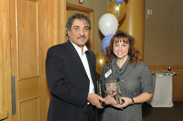 2010 College of Engineering Staff Awards