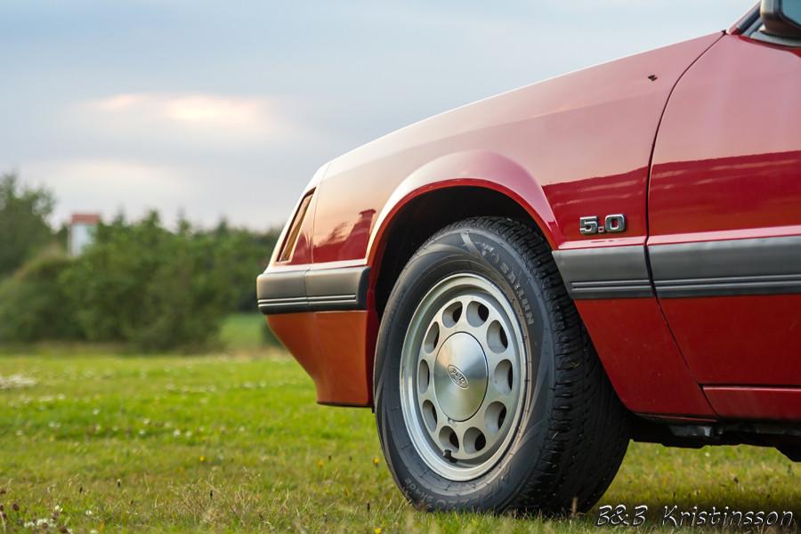Ford Mustang Gt 86 Birgir Bjorn Kristinsson Flickr