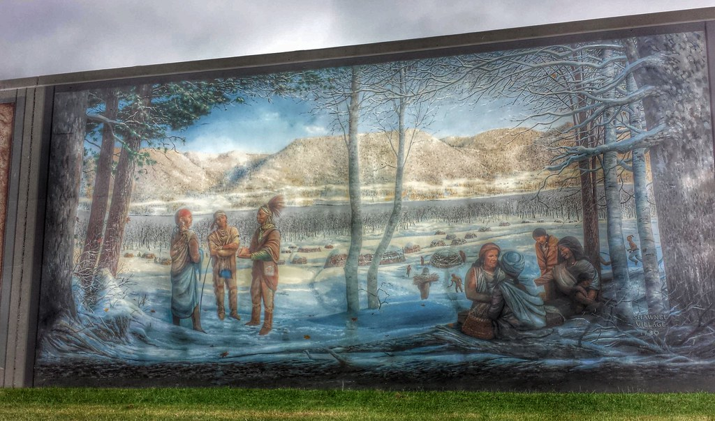 ... Flood Wall Murals  Portsmouth OH (48)   By Kevystew