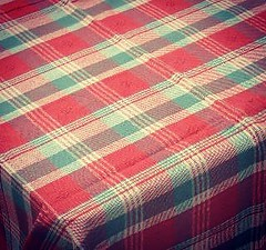 Table #linen made in #quality #super #soft #cotton #yarnd…   Flickr