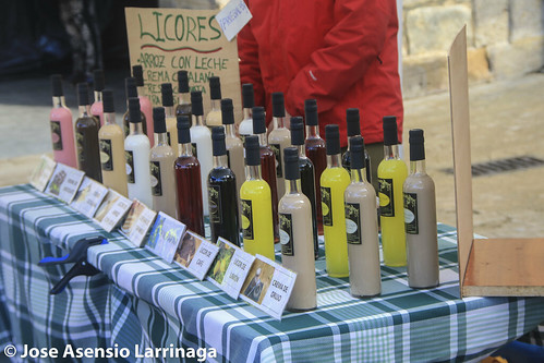 Feria en ALEGRIA-Dulantzi  #DePaseoConLarri #Flickr -2863