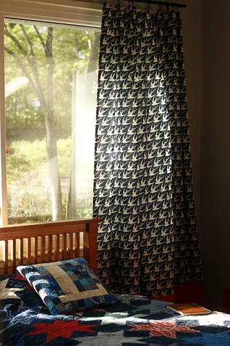 Flock Curtains