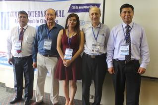 Cátedras y conferencias VIII CUMBRE INTERNACIONAL IQUITOS
