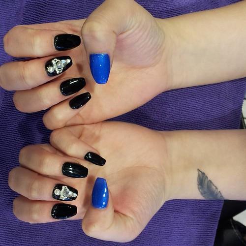 Nail Art Salon By Mall Of America (952) 884-9735 #nailart