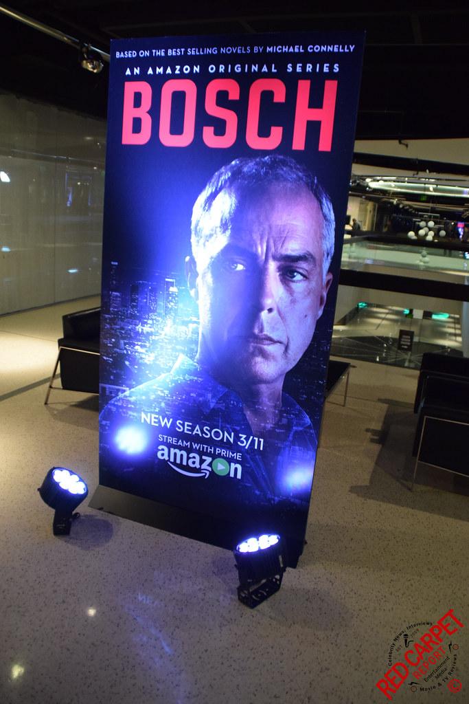 bosch season 2 premiere from amazon boschamazon flickr. Black Bedroom Furniture Sets. Home Design Ideas