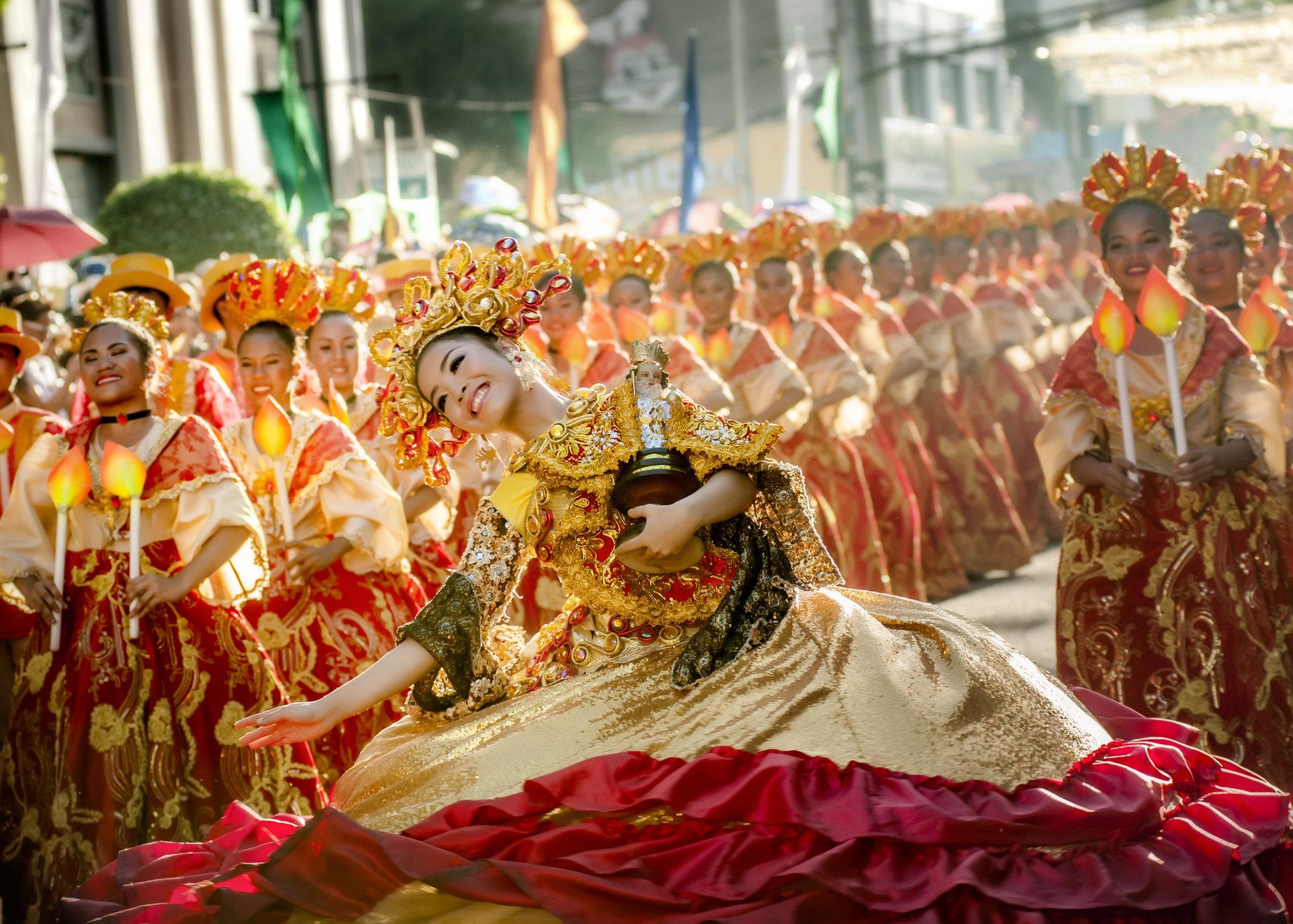 Cebu S Sinulog Festival Flickr