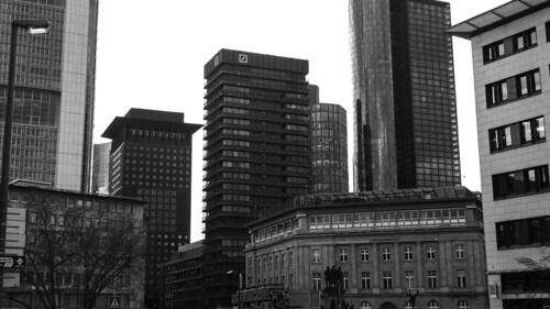 Frankfurt/M. | by Spaceflaneur
