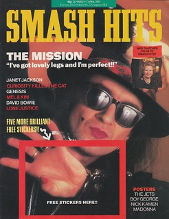 Smash Hits, March 25, 1987 – p.01
