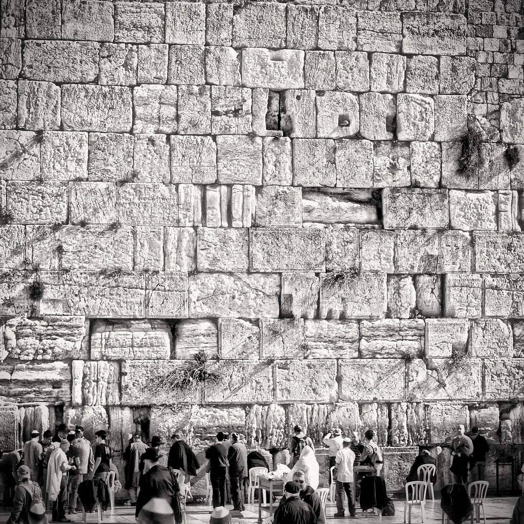 jerusalem wall of tears