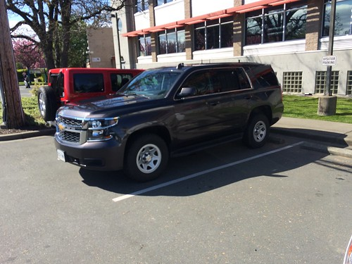 West Shore RCMP Unmarked K9 Chevy Tahoe | West Shore RCMP ...