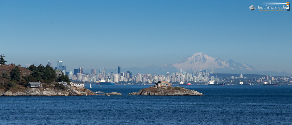 Mount Baker and Vancouver