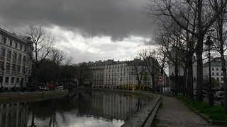 OTH 1220 - Canal Saint-Martin | by Laetitia -- One Thing In A French Day
