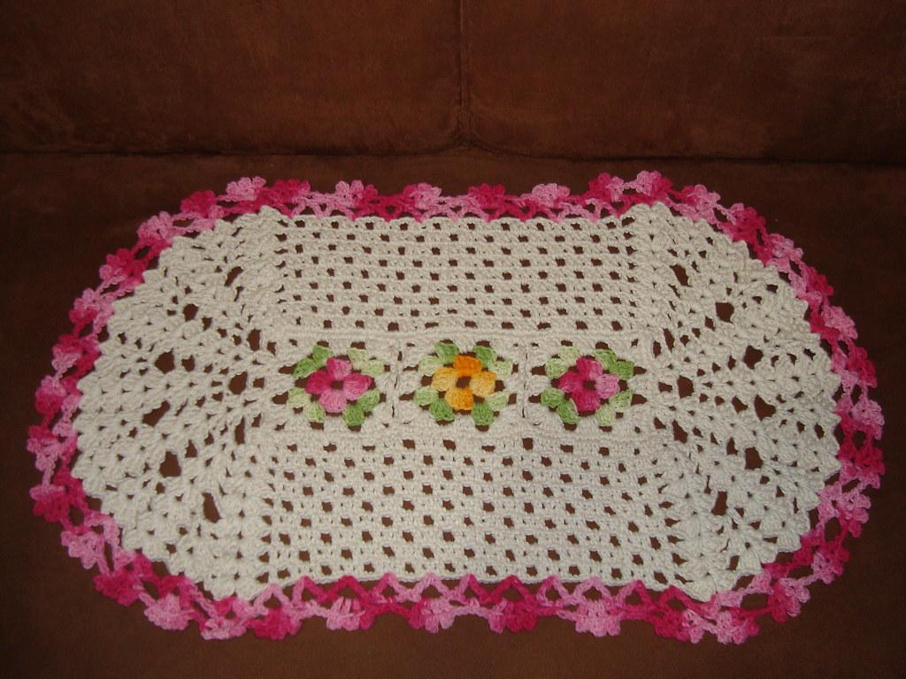 Tapete Em Croch Jacqueline Flickr -> Fotos De Tapete De Croche