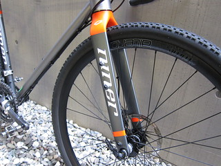 Niner RLT9 Steel Force Fork 2
