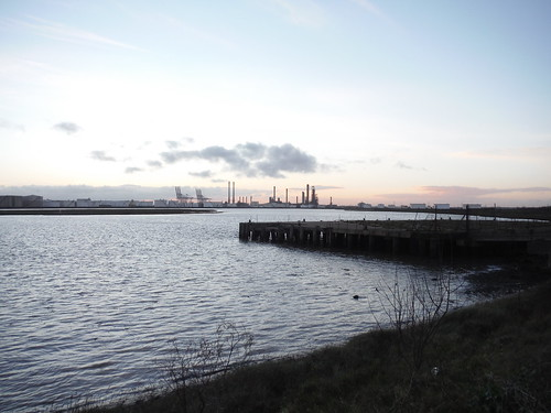 Canvey Island Occidental Jetty