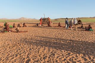 Himba-Markt