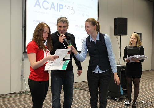 ACAIP-2016 (Kyiv, 14.04) | by CIS Events Group