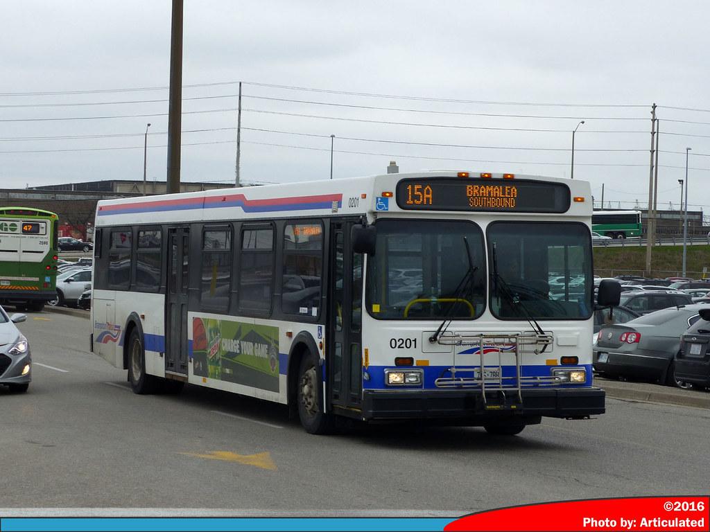 Brampton Transit Flickr