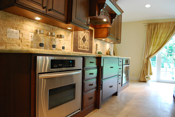 ... Eleetcabinetry Eleet Fine American Cabinetrypalmetto Bay Great Room026    By Eleetcabinetry