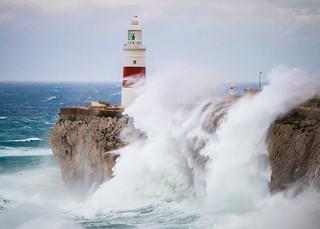 Gibraltar Lighthouse Gibraltar