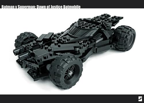 lego custom batmobile instructions
