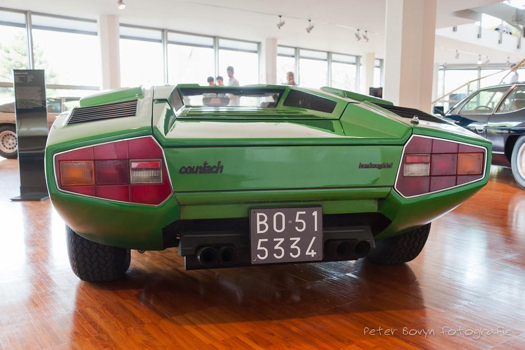 Lamborghini Countach LP 400 Concept - 1973 | \'Longitudinale … | Flickr