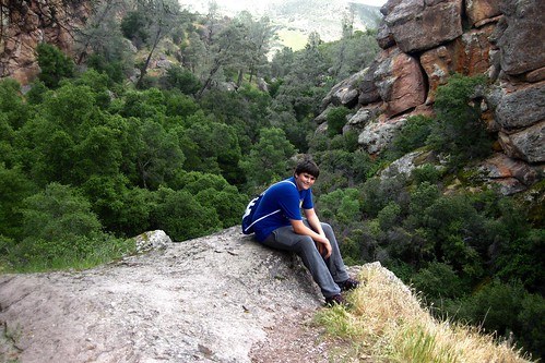 Tony @ Pinnacles