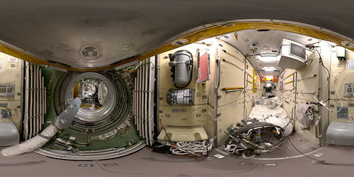 Space Station 360: Zarya | by europeanspaceagency