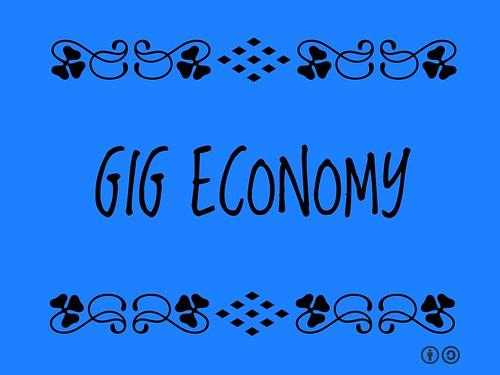 Buzzword Bingo: Gig Economy
