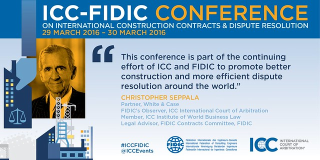 ICC-FIDIC Conference Quotes