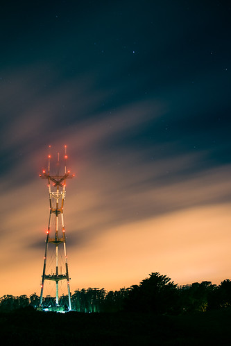 Sutro Tower | by matteleonard