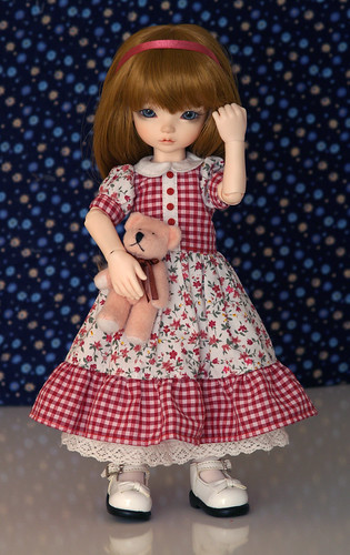 New dress | by *Aloe*