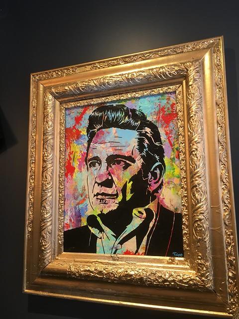 Johnny Cash Wall Art | Michael Esposito | Flickr