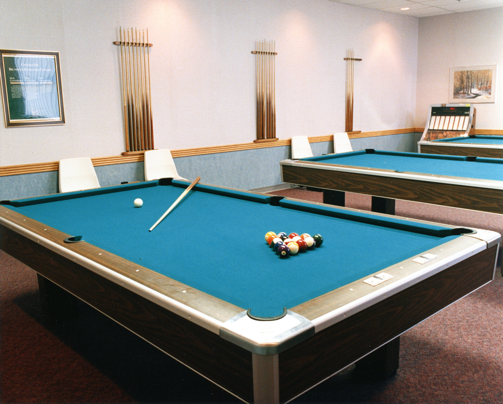 BRC - Billiard Room