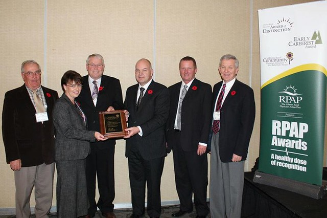 2011 Alberta Rural Community Attraction and Retention Award
