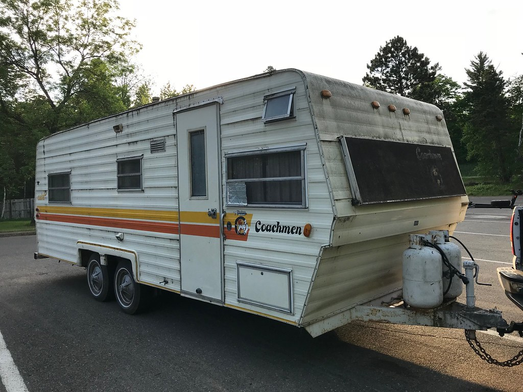 Coachmen Travel Trailer