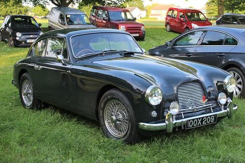 Aston Martin Db2 4 1954 Aston Martin Db2 4 Cambridge And
