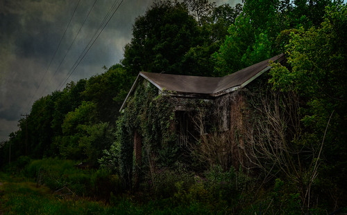 Haunted house | by Tigra K