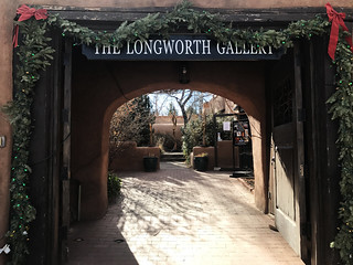 The Longworth Gallery, Santa Fe | by mypassengerdiaries