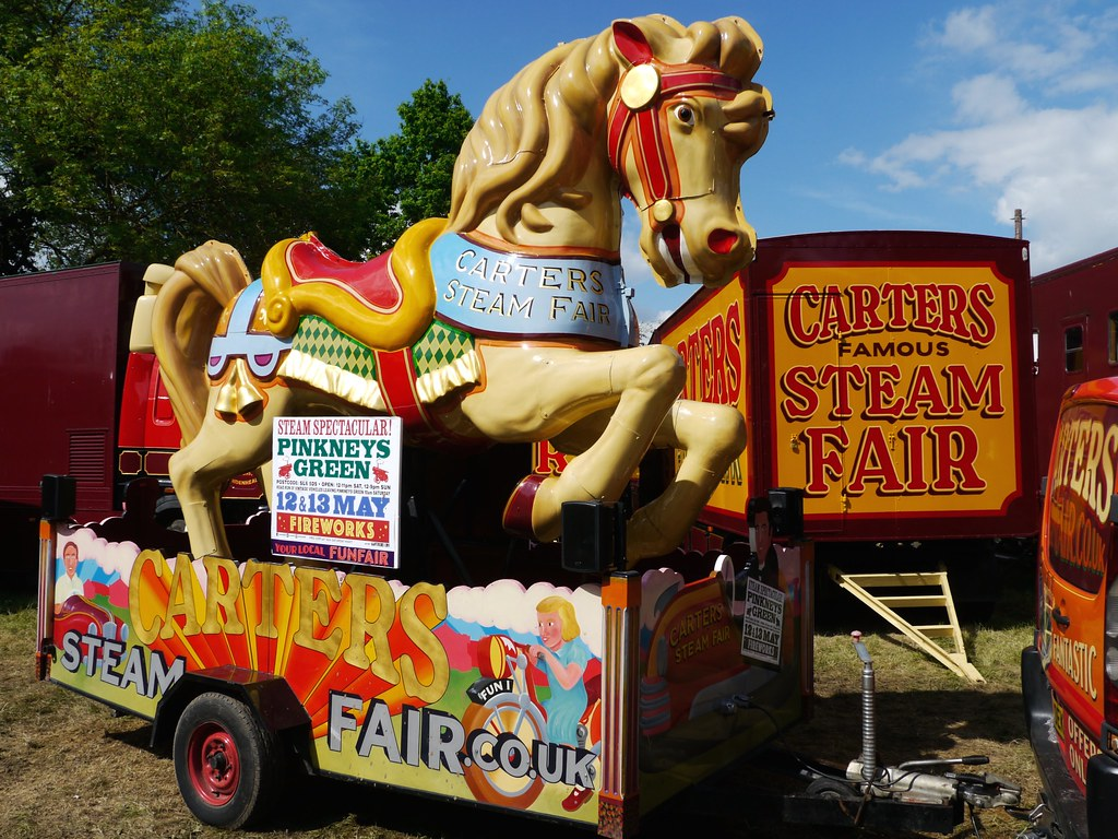 Maidenhead Berkshire Carters Steam Fair Cherington Flickr