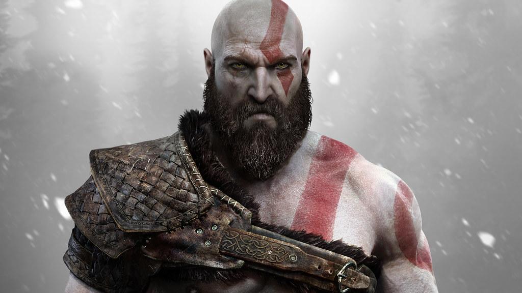 Kratos 4759x2678 God Of War Ps4 2017 Games 4k 1282 Flickr