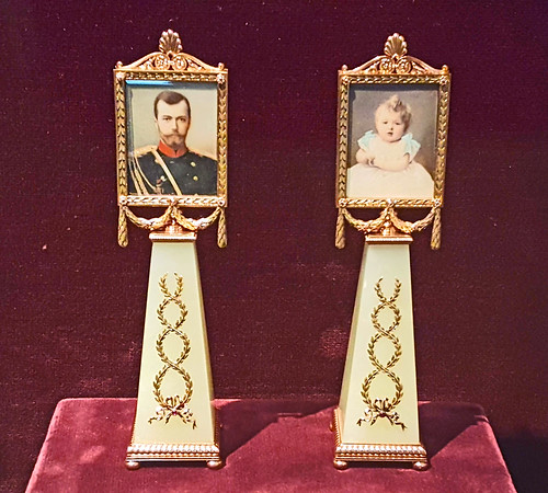 framed miniatures - Faberge | by Tim Evanson
