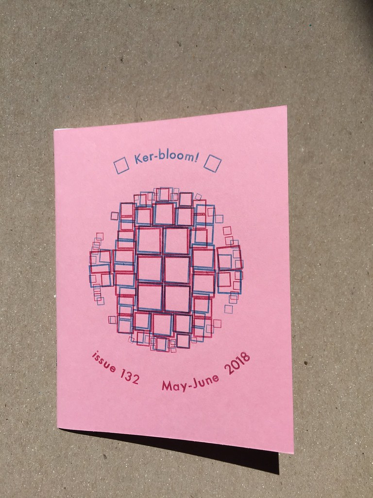 cover: Ker-Bloom 132