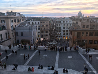 Piazza di Spagna | by libelle_journey