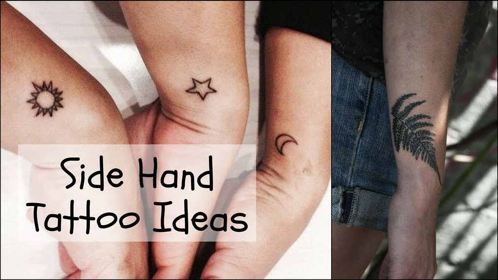 Side Hand Tattoos For Women Small Tattoos Tattoo Design Flickr