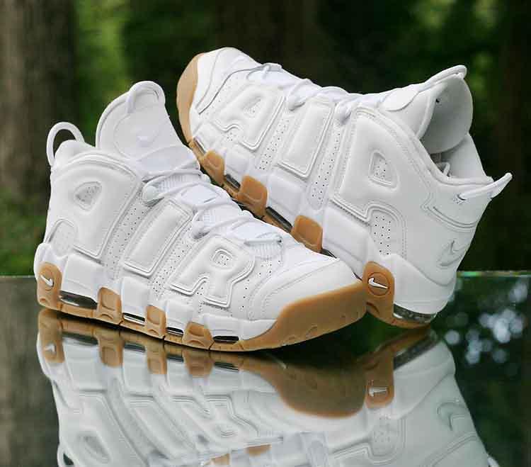 f412540d508049 ... Nike Air More Uptempo White Gum Scottie Pippen 414962-103 Men s Size 13