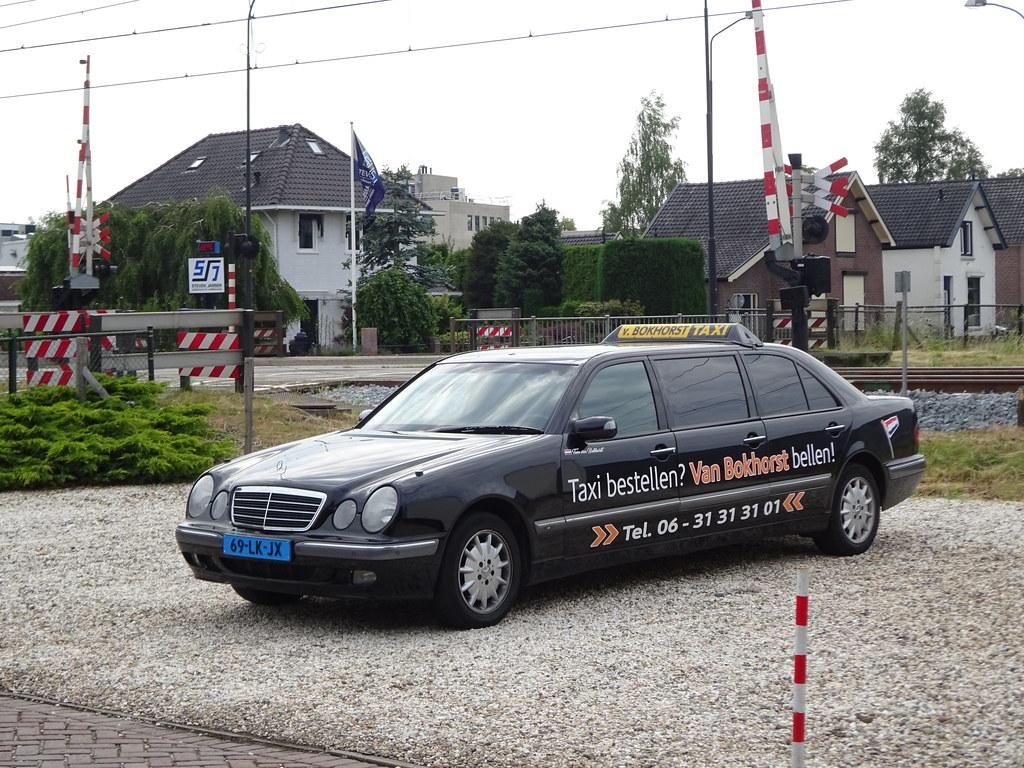 ... REMETZ E 200 CDI LIMOUSINE 69-LK-JX 2003 Apeldoorn | by willemalink